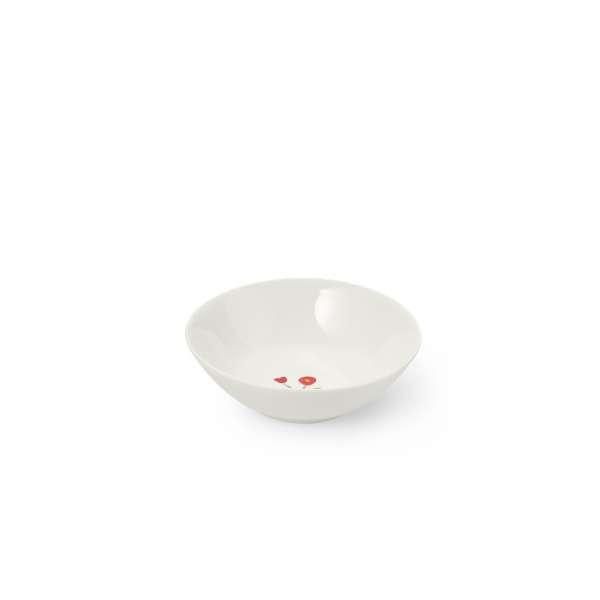 Dessertschale 16 cm rot
