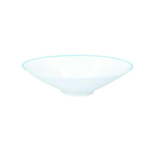 Dip-Schale oval 13,5 cm mint