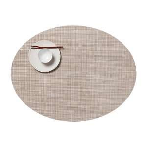 Tischset 36x49 cm oval Parchment