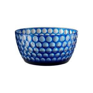 Salatschüssel blau