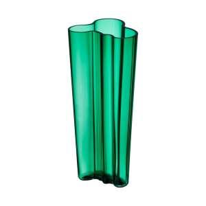 Vase 25,5 cm smaragd