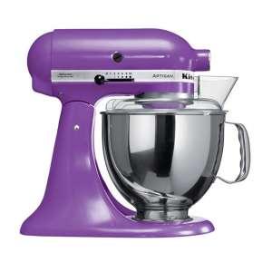 Küchenmaschine lila