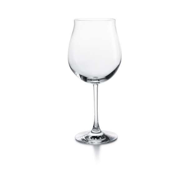 Burgunder Glas groß (2 Stk.)