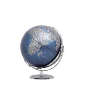 Globus 2-achsig drehbar blue