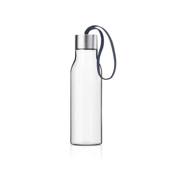 Trinkflasche 0,50 l navy blau
