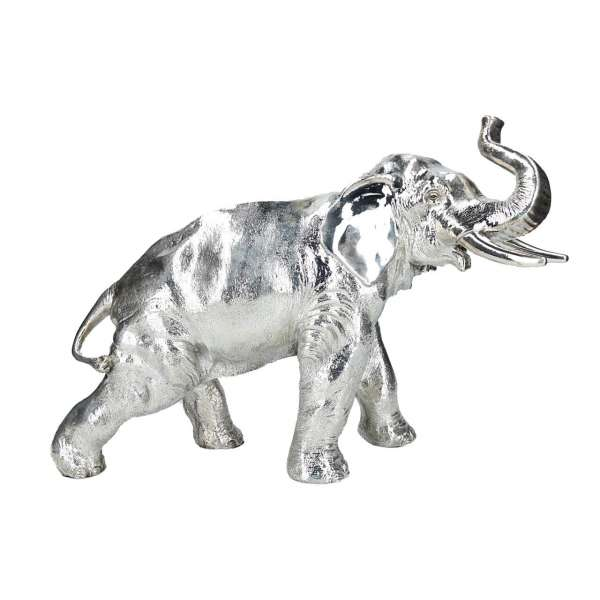 Elefant XL Sterlingsilber (500 g Sterlingsilber)