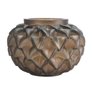 Vase 21,5 cm bronze