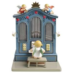 Orgel m. Musik, O du fröhliche
