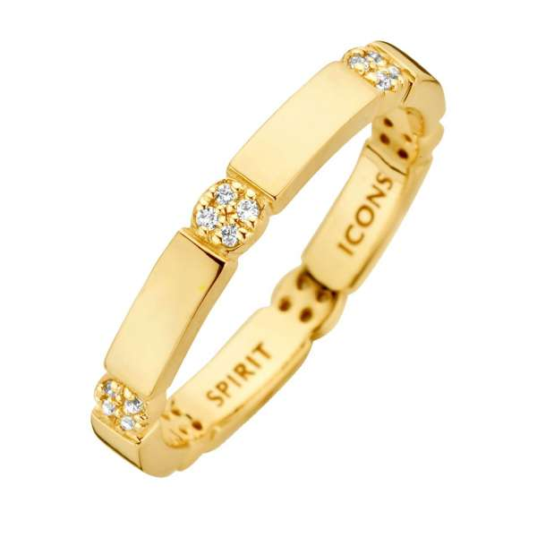 Ring Gold Sterlingsilber