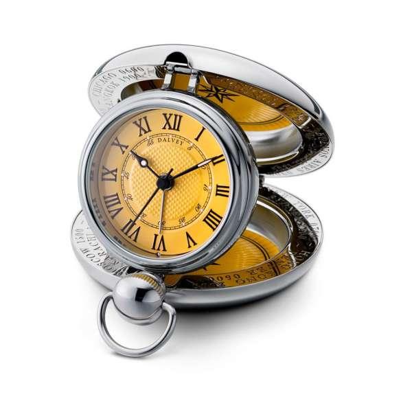 Voyager Uhr gelb