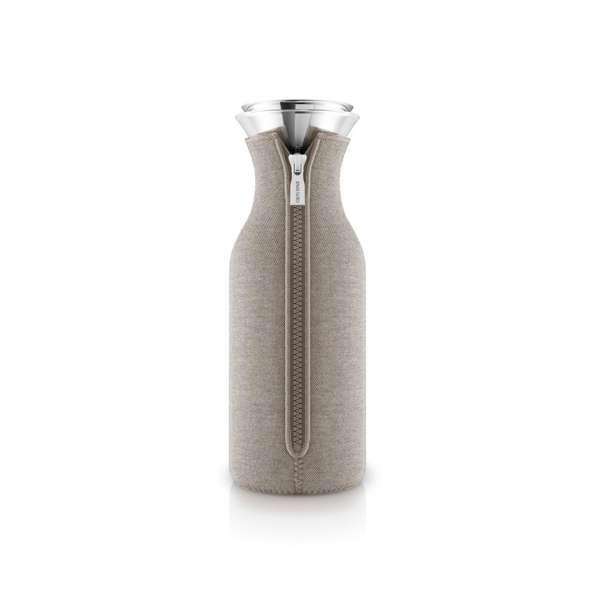 Kühlschrank-Karaffe 1,00 l woven warm grey