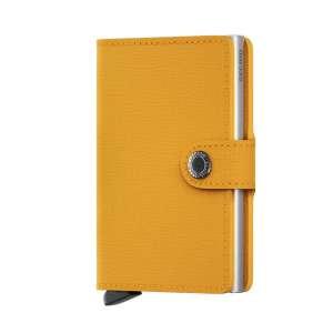 Miniwallet Crisple amber