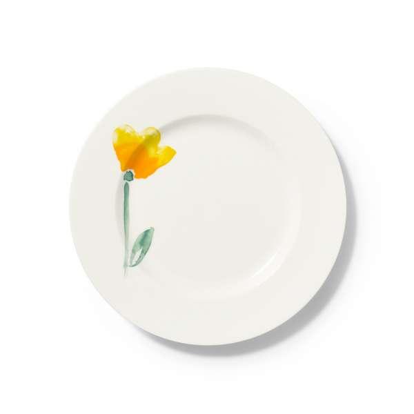 Speiseteller 26,5 cm gelb