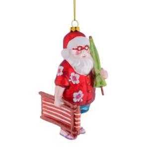 Hänger Santa m. Liegestuhl