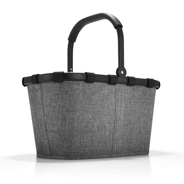 Carrybag Frame Twist Silver