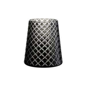 Lampenschirm 15 cm rauchgrau