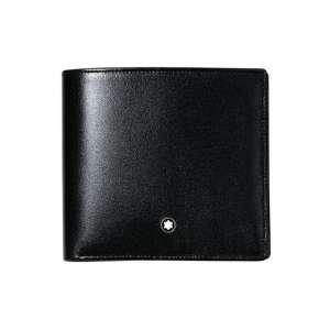 Brieftasche 11 cc m. Sichtfach, schwarz