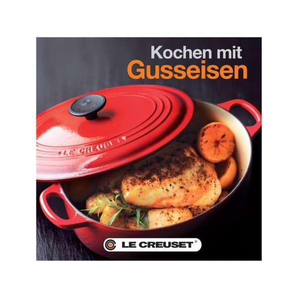 Kochbuch Gusseisen Neu