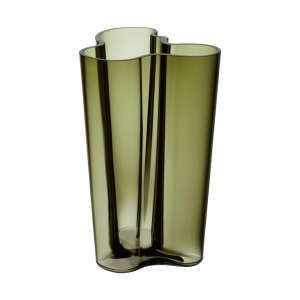 Vase 25,1 cm moosgrün
