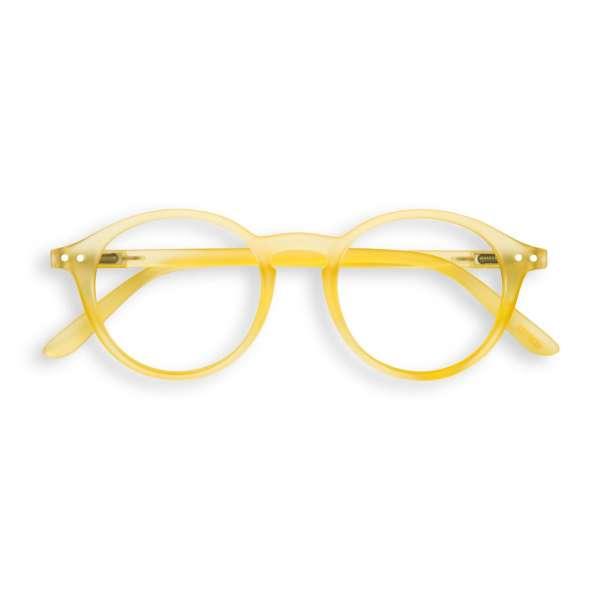 Lesebrille Yellow Chrome +2.00