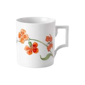 Becher m. Henkel 0,25 l Velvet Flower