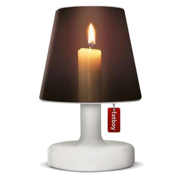Lampenschirm candlelight