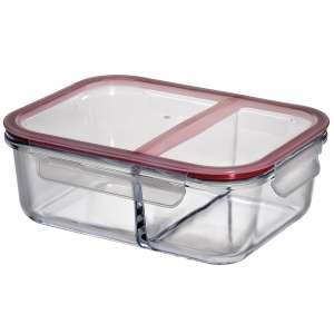 Lunchbox/ Vorratsdose Glas groß