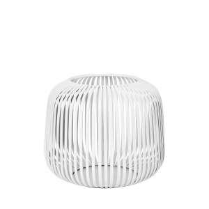 Laterne S 17 cm weiß