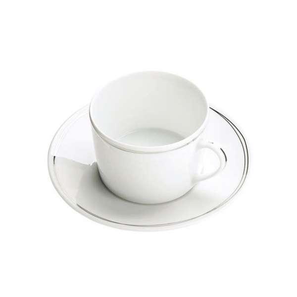 Kaffee-/Teetasse m. U. 0,20 l