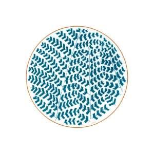 Speiseteller 27 cm blau