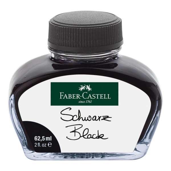 Tintenglas schwarz