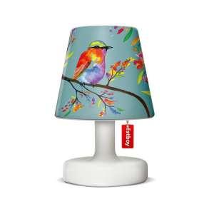 Lampenschirm Birdie blau