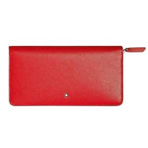 Damenbrieftasche 8 cc, rot