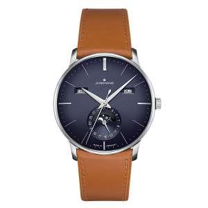 Armbanduhr Meister Kalender blau Automatik