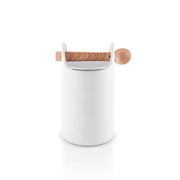 Toolbox mit Löffel und Deckel, weiß