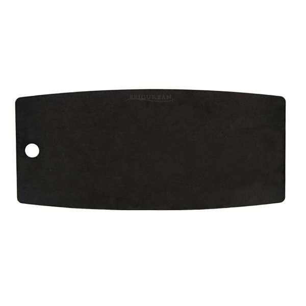 Schneidebrett 56x25,5 cm schwarz
