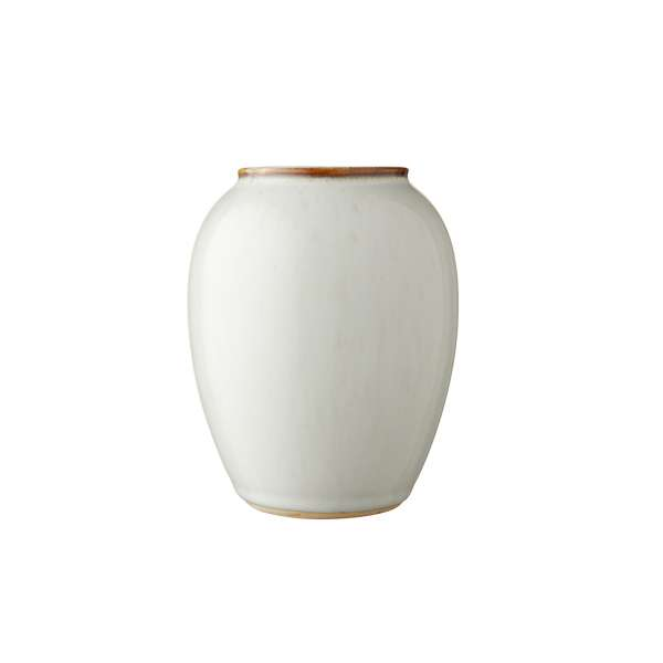 Vase 12,5 cm creme