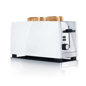 Toaster TO 101 weiß matt