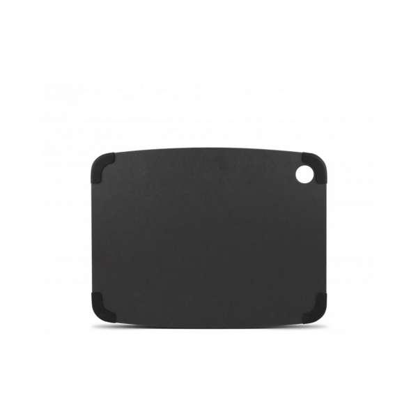 Schneidebrett 38x28 cm schwarz