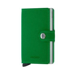Miniwallet Crisple light green