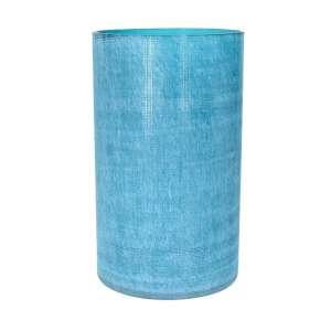 Vase 14,5 cm blau