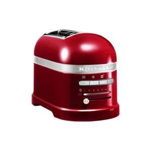 Toaster 2er liebesapfelrot