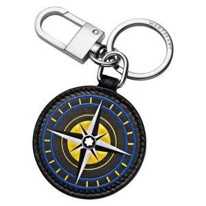 Schlüsselanhänger Soft Grain Kompass