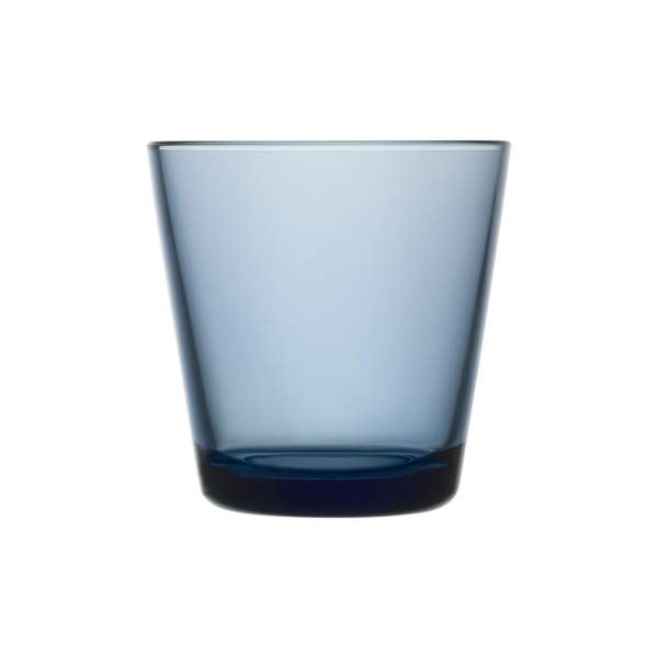 Becher 0,21 l regenblau