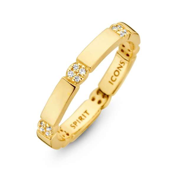 Ring Gold Sterlingsilber