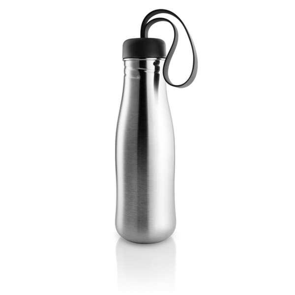 Trinkflasche 0,70 l black
