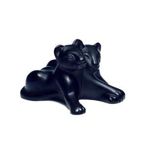 Löwenbabies schwarz