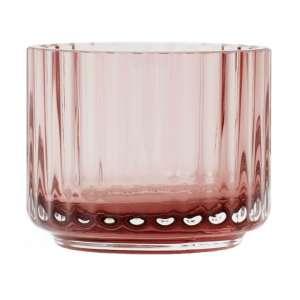 Teelichhalter 7,1 cm, burgunder
