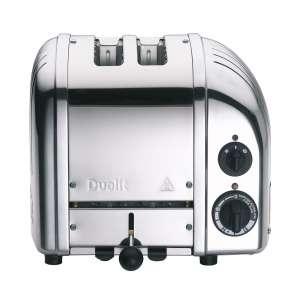 Toaster Vario 2, Aluminium poliert