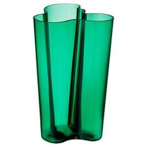 Vase 25,1 cm smaragd